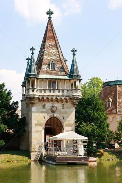 Laxenburg Water Castle, Lower Austria  Stock photo © Bertl123