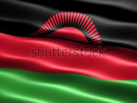Flag of Malawi Stock photo © bestmoose