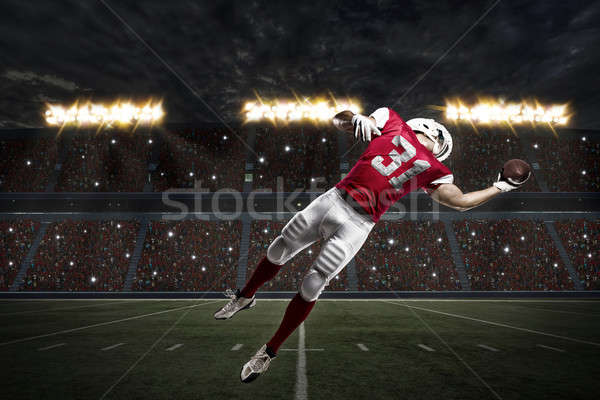 Football Player Stock photo © betochagas