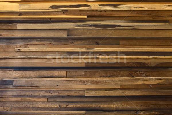 黄色 オーク 水平な 木製 ストックフォト © bezikus