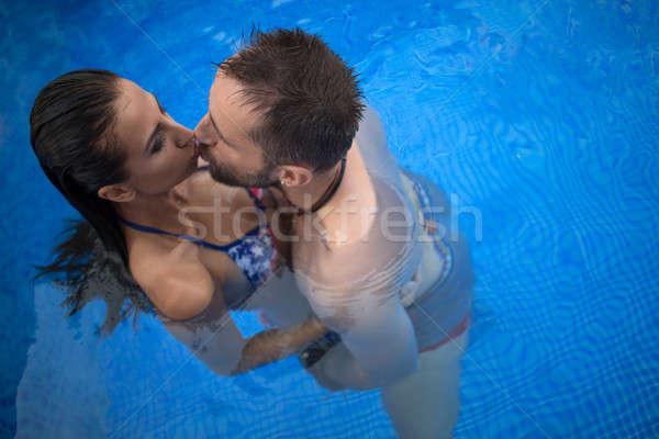 Пикаперы в бассейне пожалуйста