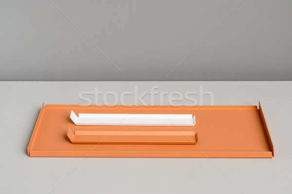 Metal colorful supports Stock photo © bezikus