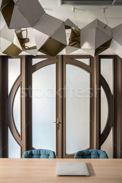 Stock photo: Modern meeting room