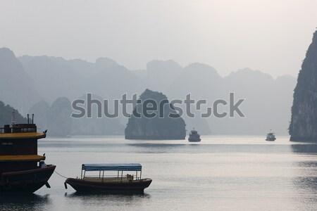Ha Long Bay Stock photo © bezikus