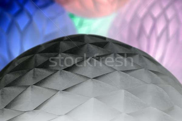 Few origami in studio Stock photo © bezikus