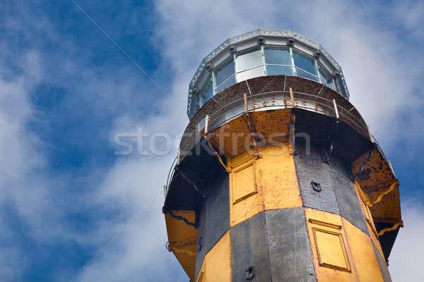 Lighthouse Stock photo © bezikus