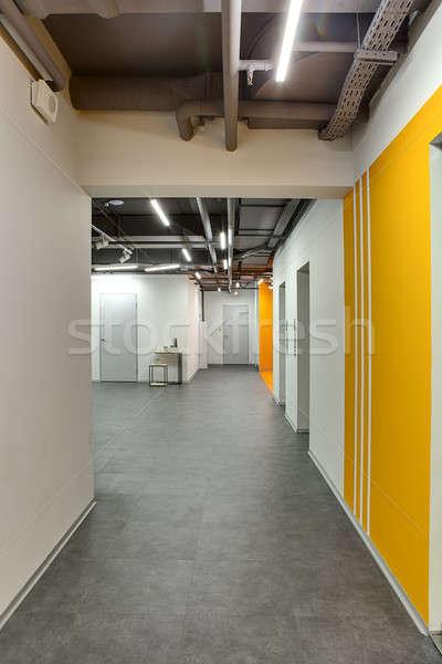 Interior in a loft style Stock photo © bezikus