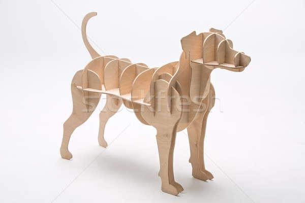 Jack russell dog's model Stock photo © bezikus