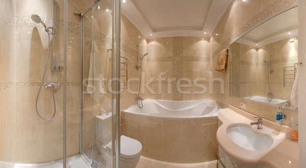 Bathroom Stock photo © bezikus