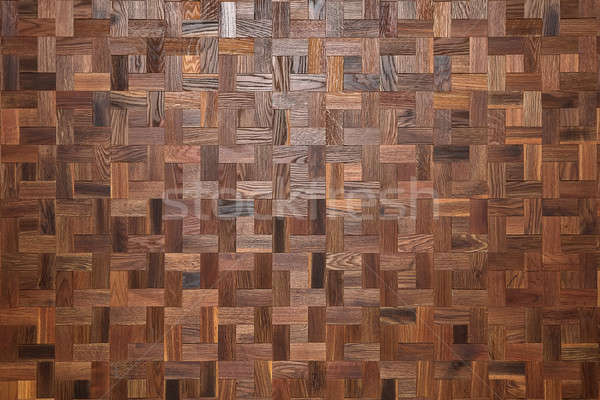 Wooden decorative surface Stock photo © bezikus