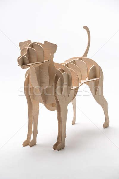 ジャックラッセル 犬 モデル ジャックラッセルテリア 白 ストックフォト © bezikus