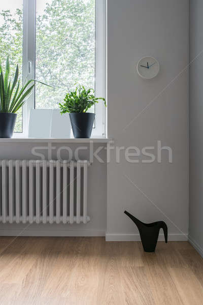 Room in modern style with light walls Stock photo © bezikus