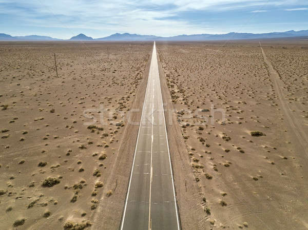 Beautiful landscape of Death Valley Stock photo © bezikus
