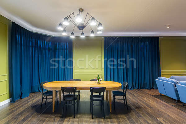 Interior in modern style Stock photo © bezikus