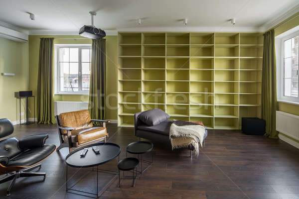 Stock photo: Room in modern style