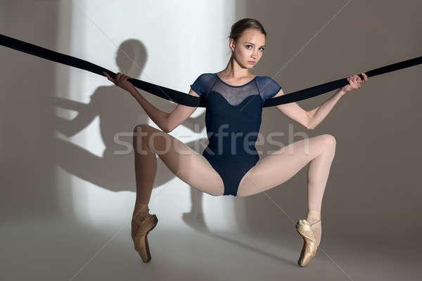 Голые российские балерины — img 4
