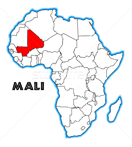 Mali Stock photo © Bigalbaloo