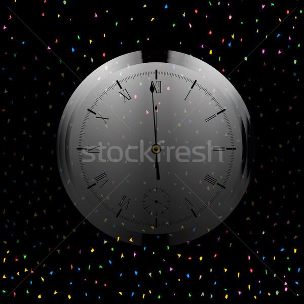 Almost Midnight Stock photo © Bigalbaloo