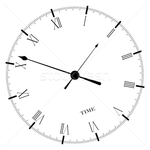 Time Stock photo © Bigalbaloo