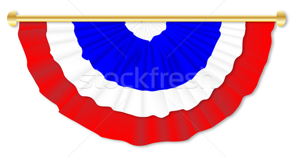 United Kingdom Bunting Stock photo © Bigalbaloo