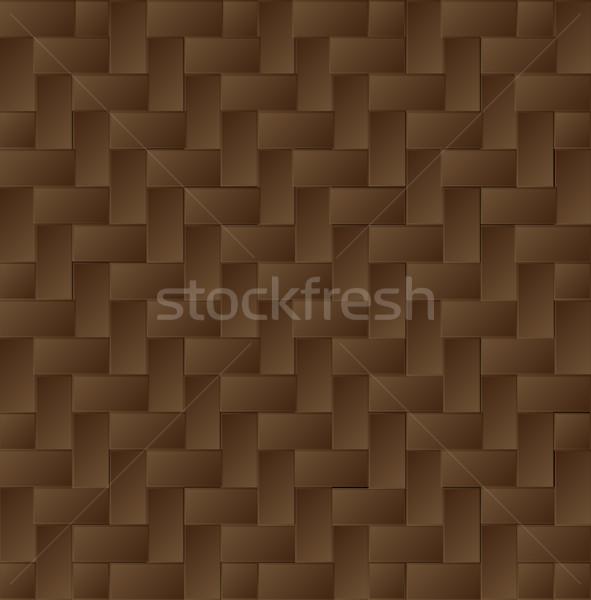 Buio blocchi raccolta pattern disegno illustrazione Foto d'archivio © Bigalbaloo