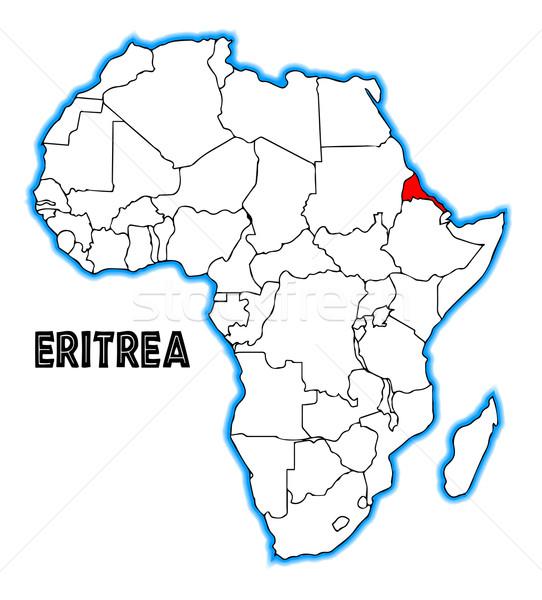 Cartina Eritrea.State Of Eritrea Stock Photos Stock Images And Vectors Stockfresh