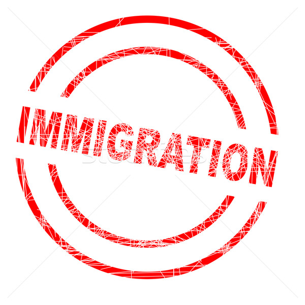 Immigration Stock photo © Bigalbaloo