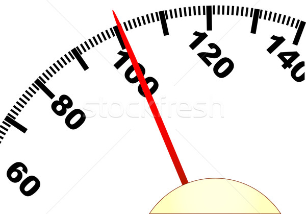 Stock photo: 100 Pounds