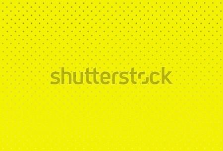 Yellow Spotted Backdrop Stock photo © Bigalbaloo