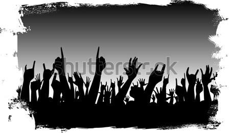 Entertainer Stock photo © Bigalbaloo