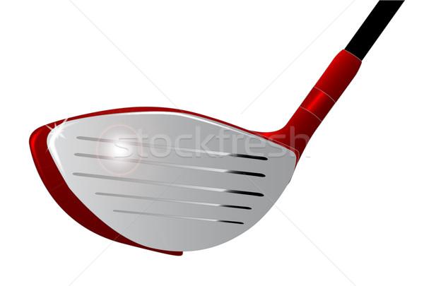 Golf Club Stock photo © Bigalbaloo