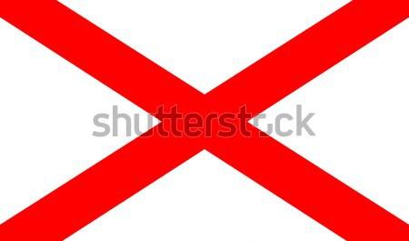 北方 アイルランド フラグ 公式 イギリス グレート·ブリテン ストックフォト © Bigalbaloo
