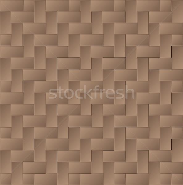 Medium Skintone Blocks Background Stock photo © Bigalbaloo