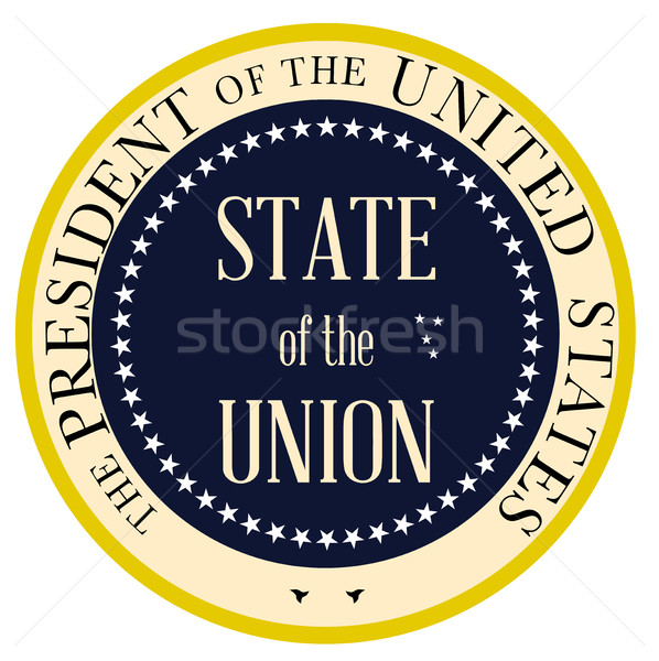 State of the Union Stock photo © Bigalbaloo