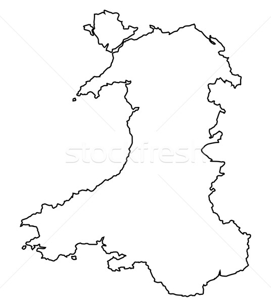 Wales Stock photo © Bigalbaloo