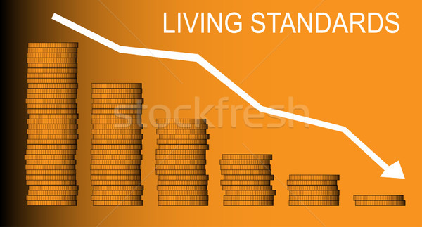Living Standards Stock photo © Bigalbaloo