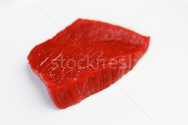 Delicious Piece of Raw Meat Stock photo © bigandt