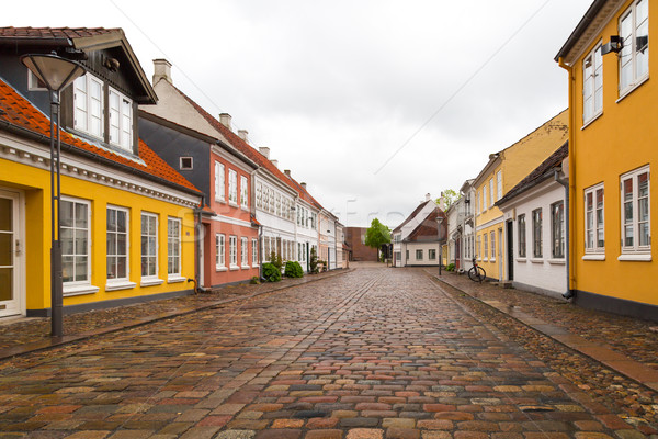 Old town Stock photo © bigandt