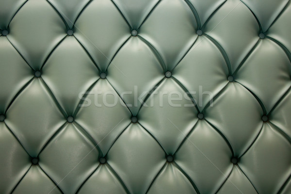 Leather Upholstery Stock photo © bigjohn36