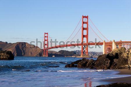 Golden Gate Bridge  Stock photo © bigjohn36