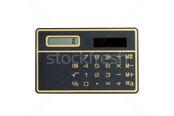 Calculator Stock photo © BigKnell
