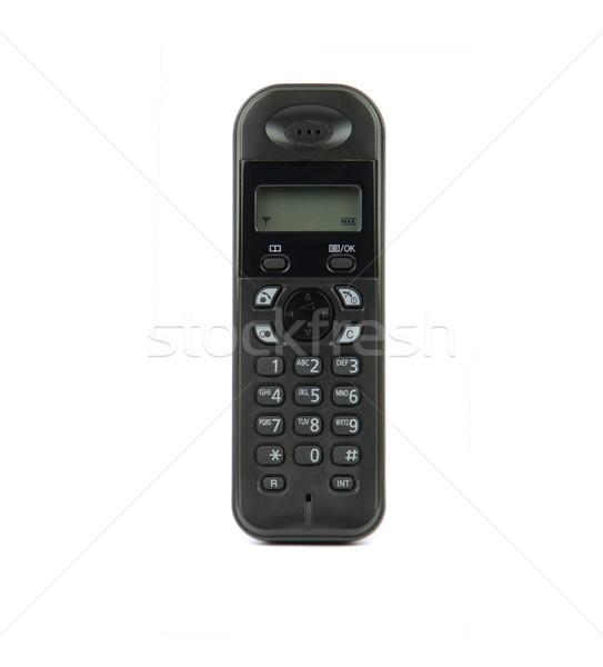 Cordless phone Stock photo © BigKnell