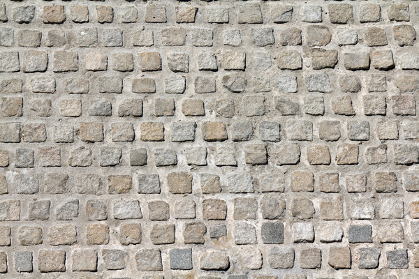 Cobble stones Stock photo © BigKnell