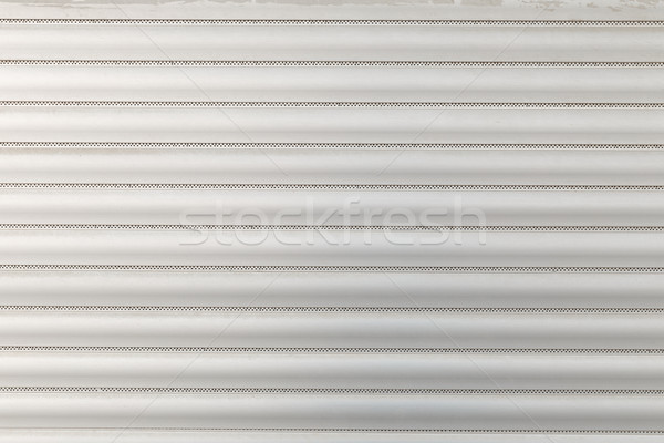 Metal security shutter Stock photo © BigKnell