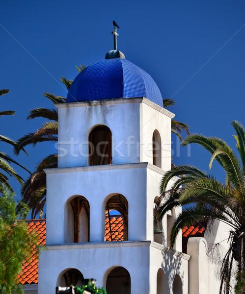 Церкви старые Сан-Диего города Калифорния исторический Сток-фото © billperry