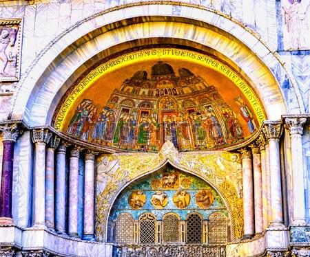 Mosaico catedral basílica Washington DC iglesia Foto stock © billperry