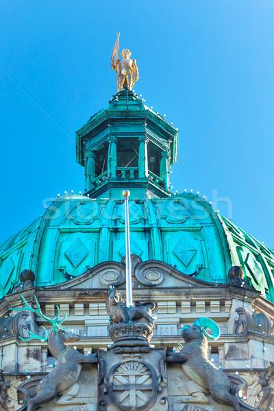 Provincial Capital Legislative Buildiing Dome Victoria British C Stock photo © billperry