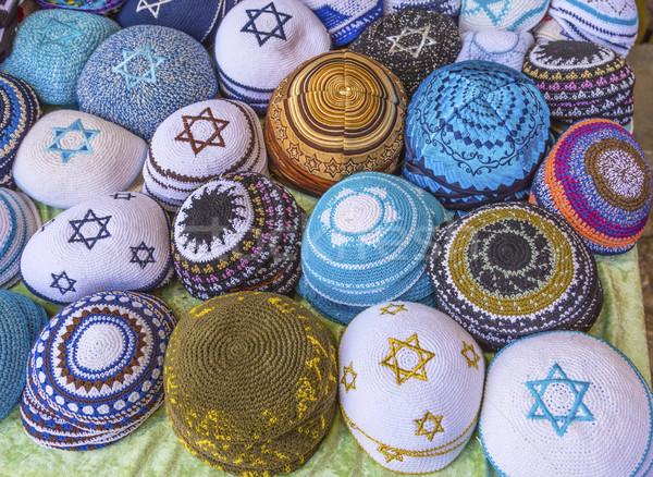 イスラエルの 星 イスラエル 男性 ストックフォト © billperry