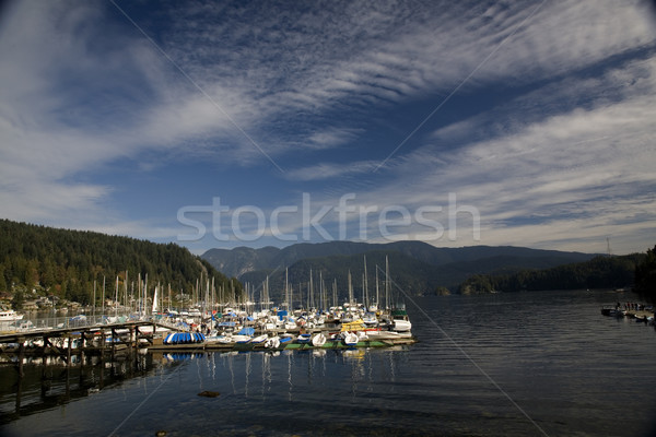 Deep Cove Vancouver Stock photo © billperry