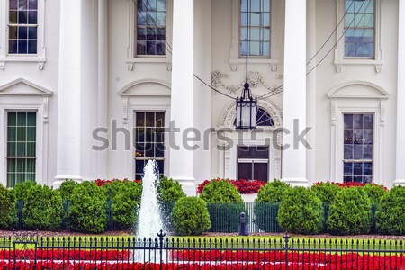 Blair House Building Second White House Washington DC Stock photo © billperry